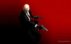 Game Wallpaper - Hit man