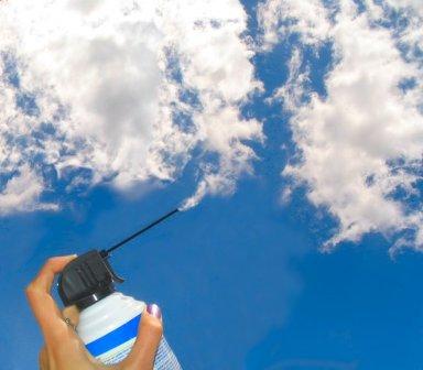 Cloud sprayer