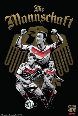 Sport Wallpaper - World Cup 2014 - Comic Photo: Germany - Mesut Ozil & Lahm & Schweinsteiger