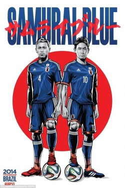 Sport Wallpaper - World Cup 2014 - Comic Photo: Japan - Keisuke Honda & Shinji Kagawa