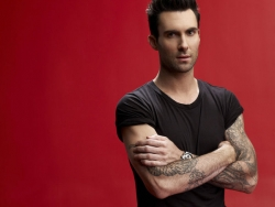 Celebrity photos - Sexy Adam Levine 2