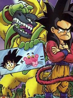 Funny Goku