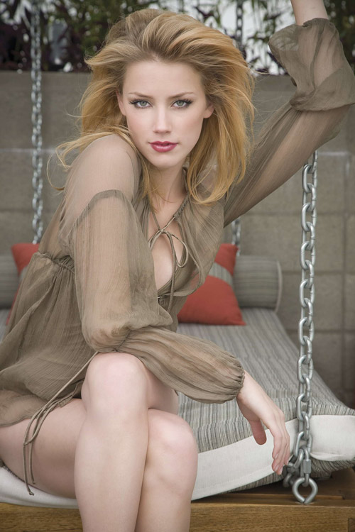 Beautiful Amber Heard 3