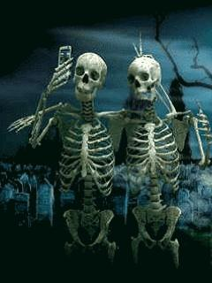 Skeleton Stars