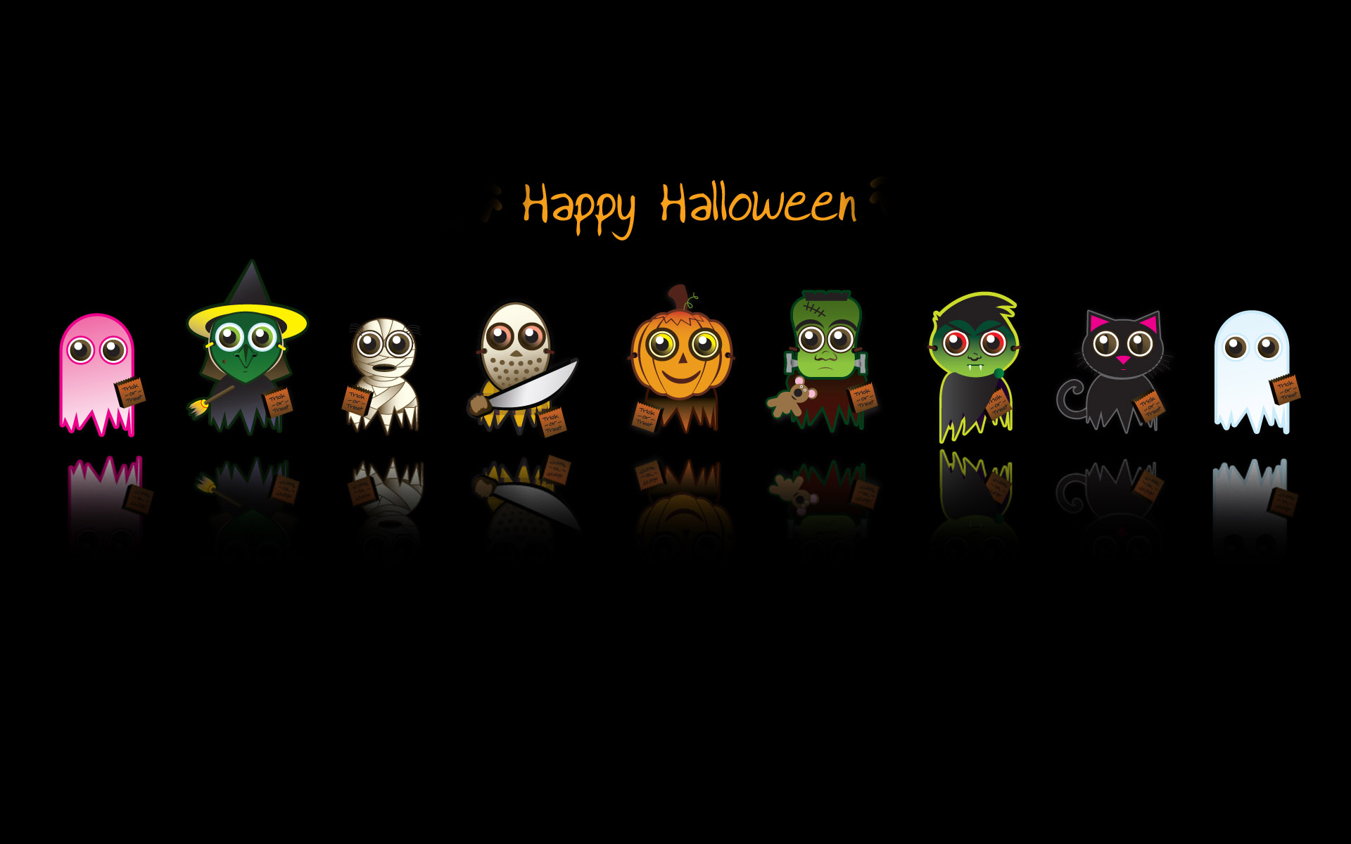 Cool Halloween Wallpaper