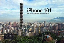 Funny photos - Iphone 101