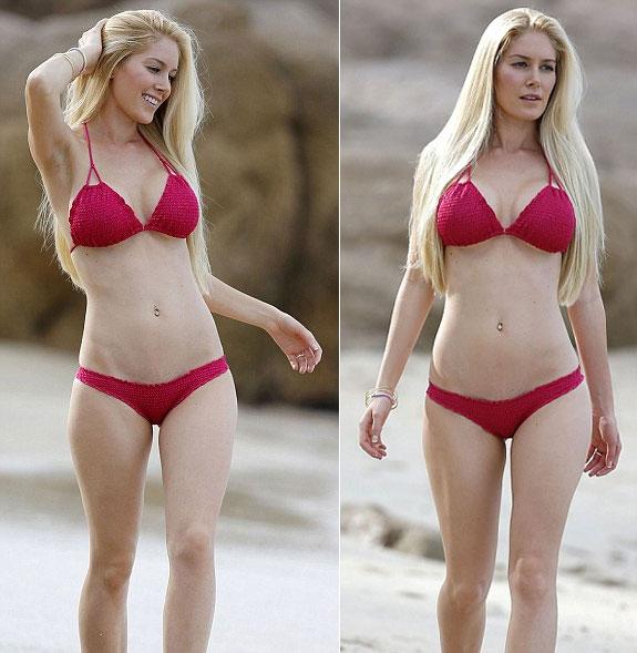 Sexy Heidi Montag 3