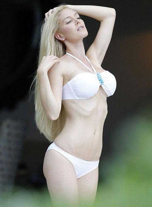 Sexy Heidi Montag 2