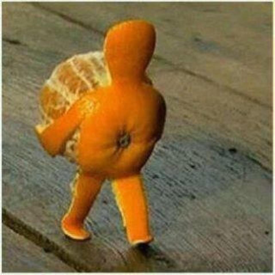 Orange guy (part 2)