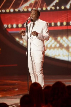 American Idol photos - burnell taylor's best american idol moments