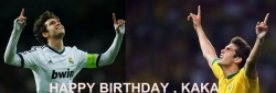 Sportsmen photo - 1 like = 1 wish   happy birthday kaka !!  credits :- trolling out
