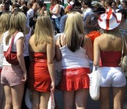 Funny photos - England fan
