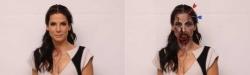 Halloween pictures - Sandra Bullock in Halloween day