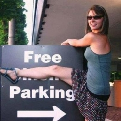 Sexy Wallpapers & Pictures - Free parking