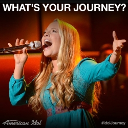 American Idol photos - Tennessee native Janelle Arthur auditioned for Season 12 of American Idol