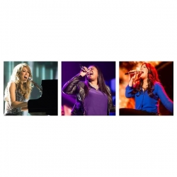 American Idol photos - Cheer on your favorite contestants with the Idolizer for a chance to