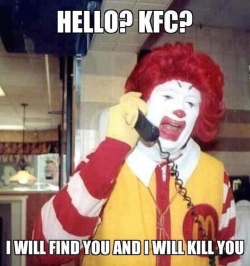 Funny photos - Hello KFC