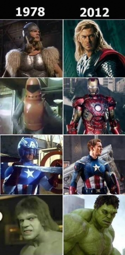 Movie picture - Who wore it best?