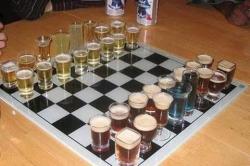 Funny photos - Funny chessboard