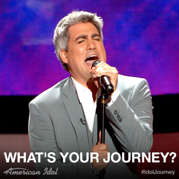 Alabama native Taylor Hicks auditioned for American Idol Season 5 and won!