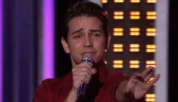American Idol photos - is there anything that can stop lazaro arbos? are his votes based