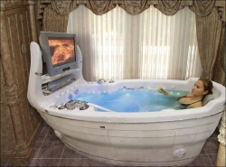 Funny photos - Like  If You Want This Bathroom