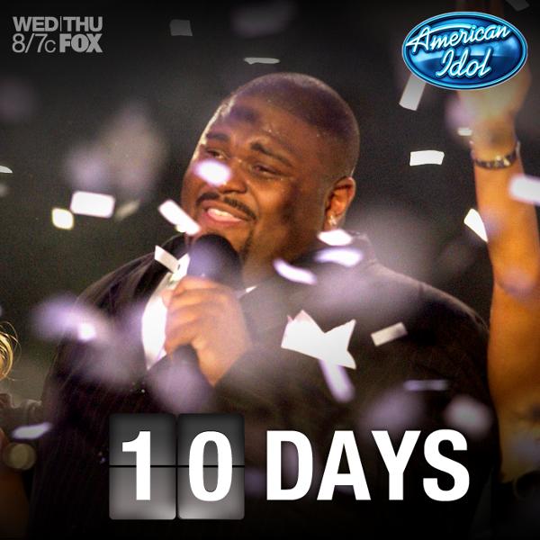 10 days until the Season 12 finale!