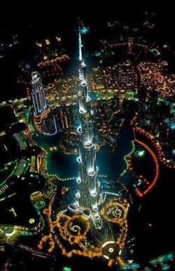 Country photos - Burj Khalifa .. Dubai