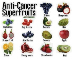 Miscellaneous pictures - Anti-cancer supperfruits