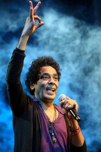 mohamed mounir egyptian singer ( the king )
