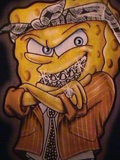 Sponge Gangster