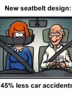New Seatbelt