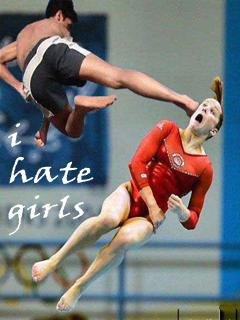 Funny I Hate Girls
