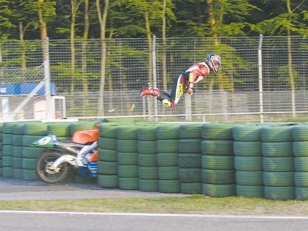 Nice crash