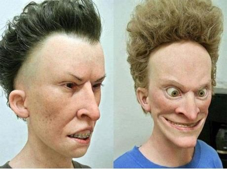 Just Beavis and Butthead