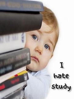 I Hate Study