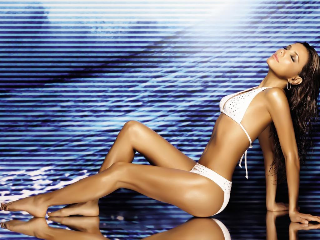 Eva Longoria swimsuit