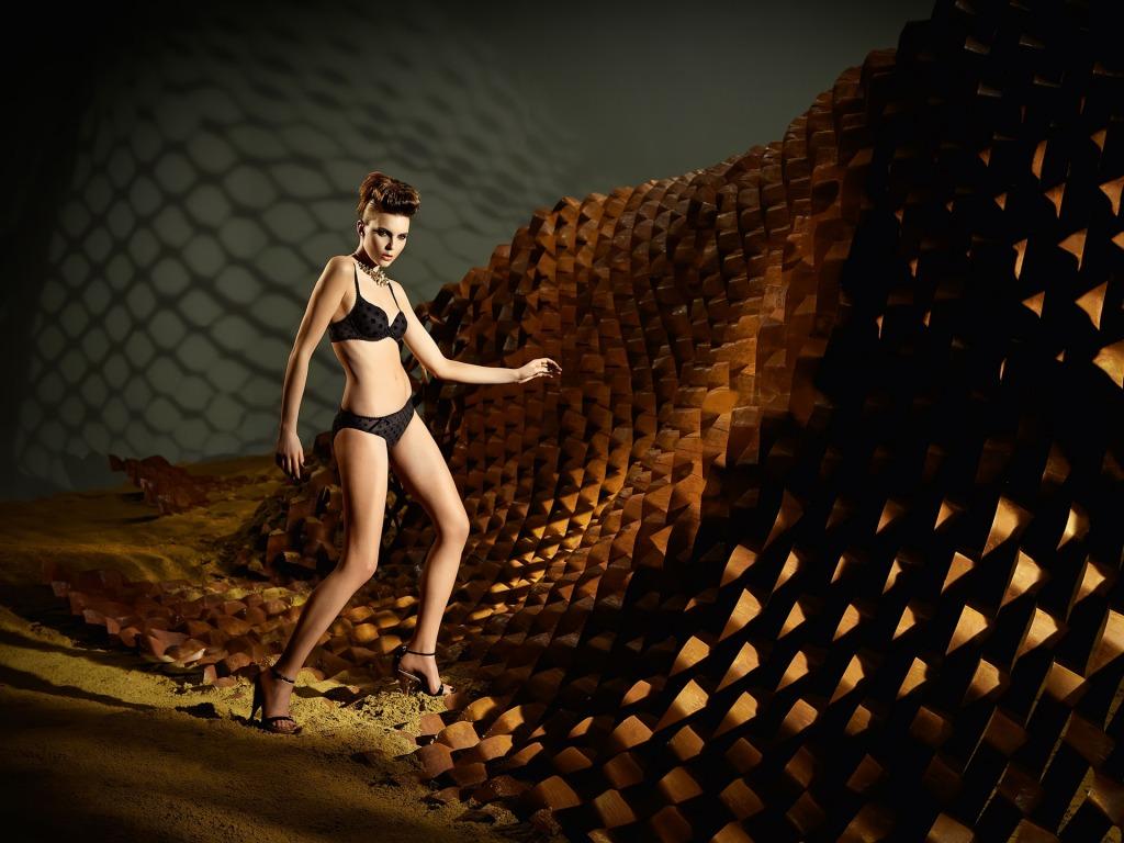 Jennifer Massaux lingerie
