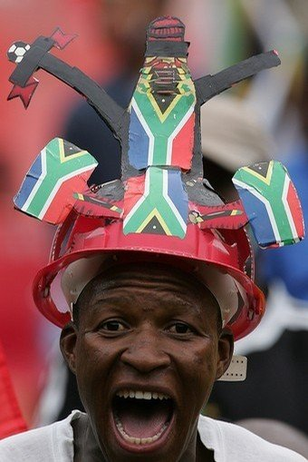 World Cup 2010: Africa magician