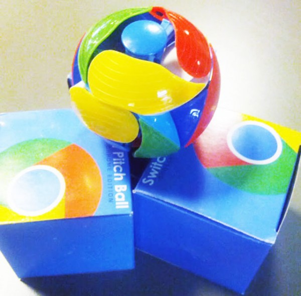 Chrome Switch Ball