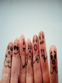 Funny Fingers