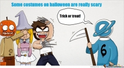 Halloween pictures - Trick or treats