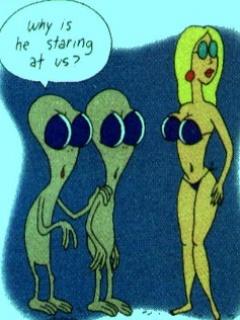 Alien Joke