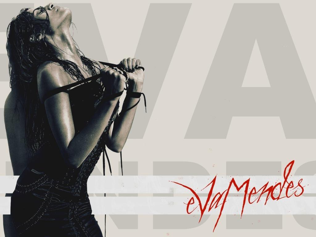 Eva Mendes poster