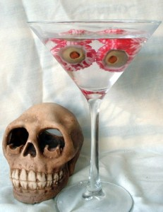 Satan's Whiskers - Halloween cocktail