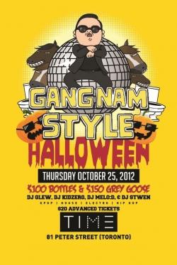 Halloween pictures - Gangnam Style Halloween