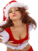 Hot Christmas Girl