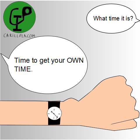 What time it is