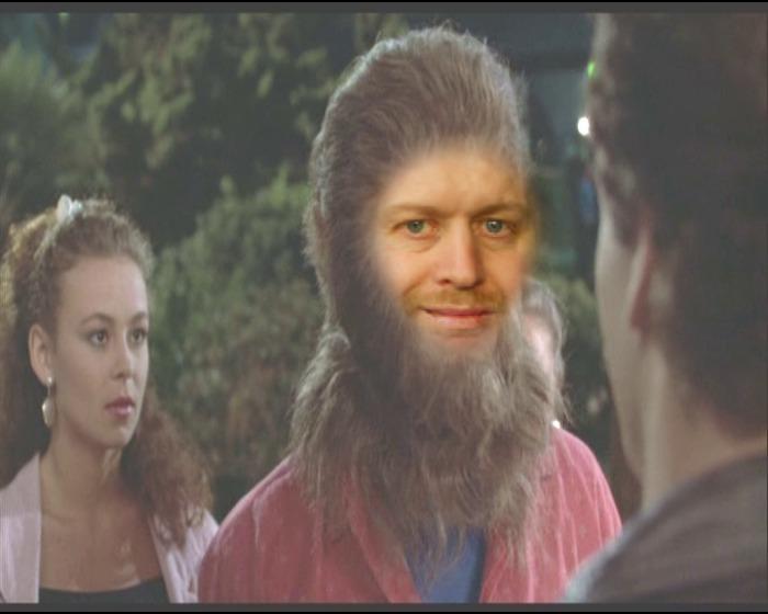 Andrew The teenwolf