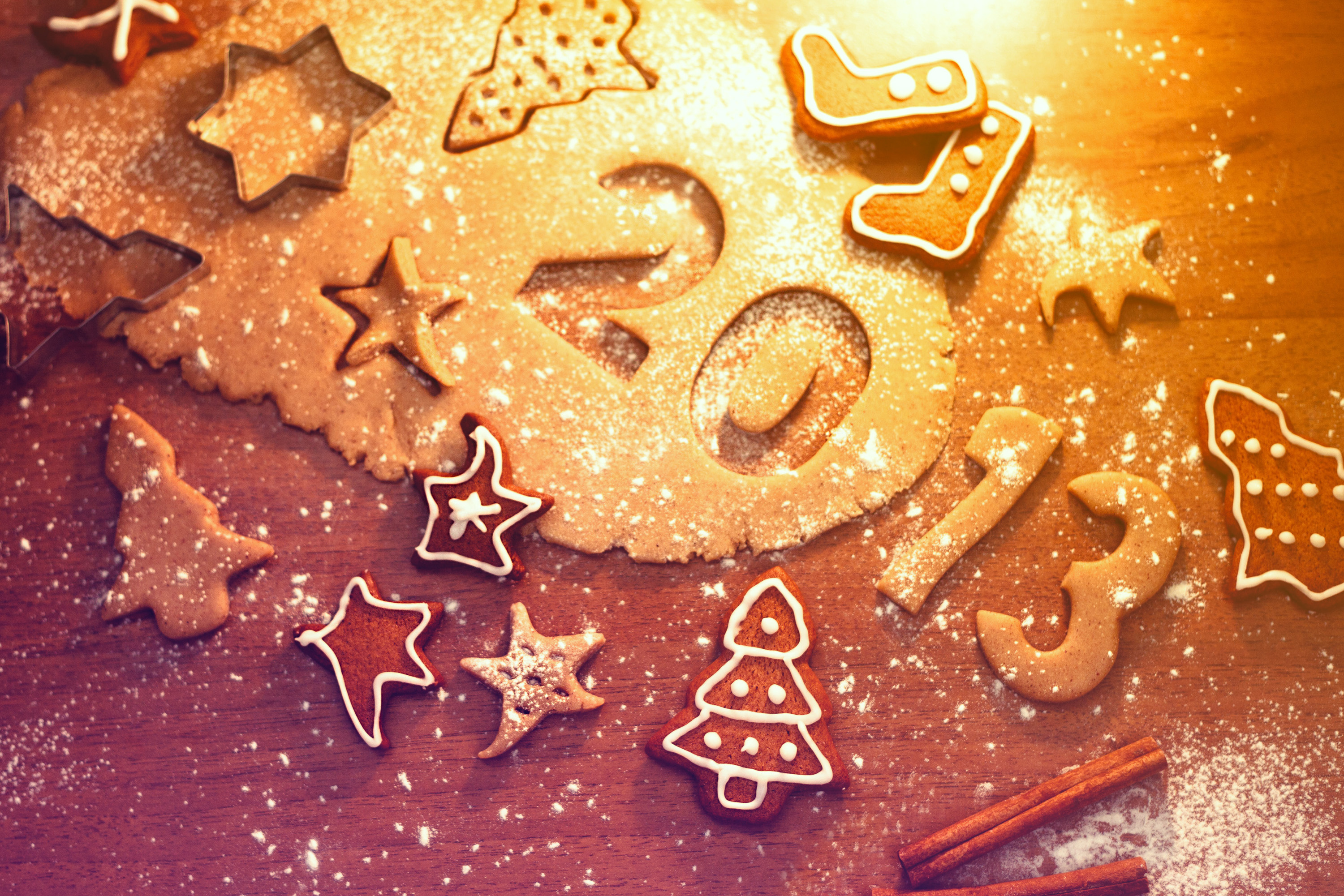 Hd wallpaper happy new year 2013 with star